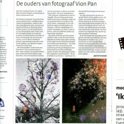Pan at cramer , Parool Aug 1, 2012
