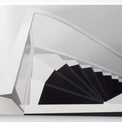 434, Stairs, 100x150, 2014 PJ