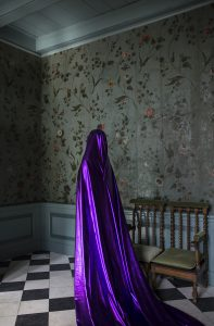 Woman in Saskia's room (I).38x25cm.2016